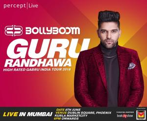 Mumbai Guru Tour Red