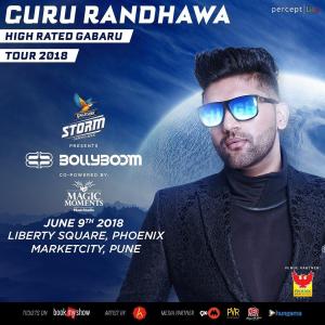 Guru tour 2 Pune blue